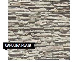 Piedra Carolina Plata