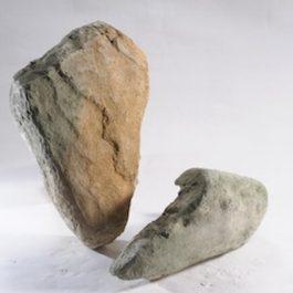 Piedra Cascada Beige Esquina