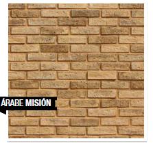 Fachaleta Árabe Misión