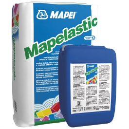 Mapelastic comp. A color blanco