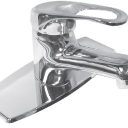 Mezcladora monomando para lavabo ekon.