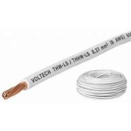 Cable THHW 10 blanco