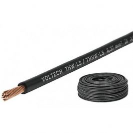 Cable THHW 10 negro