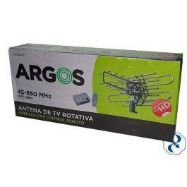Antena de T.V Rotativa Control R.