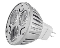 Lampara Led MR16 G5.3 3 w.
