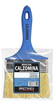 Brocha Calzomina 5″ (calera).