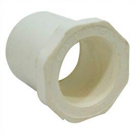 Reducción Bushig PVC C40 3/4″ x 1/2″