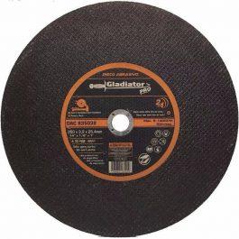Disco Corte 14″ acero/a Inoxidada Gladiat