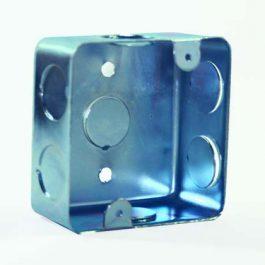 Caja Cuadrada 3×3 D 13 mm