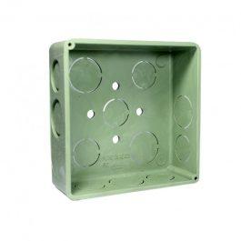 Caja Cuadrada 4×4 D 19 mm