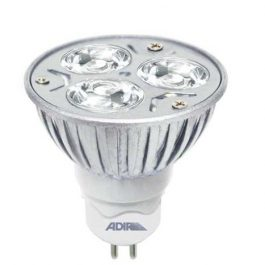 Foco de 3 super leds mr.
