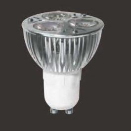 Lampara Led GU10 5 x 1w