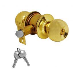 Cerradura esfera con llave
