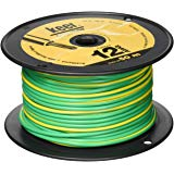 Cable Keer THW 12 verde 100mts.