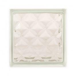 Block de Vidrio Diamante grande brillante.