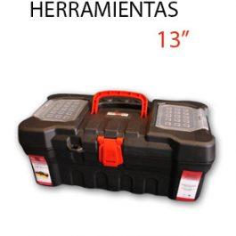 Caja de Herramientas 13″