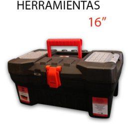 Caja de Herramientas 16″
