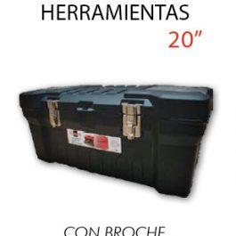 Caja de Herramientas 20″
