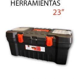 Caja de Herramientas 23″