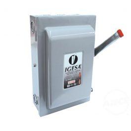Interruptor de Seguridad 2X60