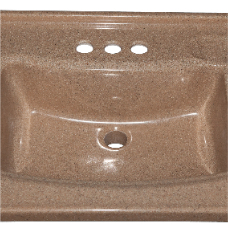 Lavabo 60×45 (30G) Plasma Granito