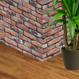 Fachaleta Old Brick Soho Esquina