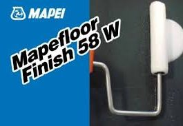 Mapefloor Finish 58 W/B
